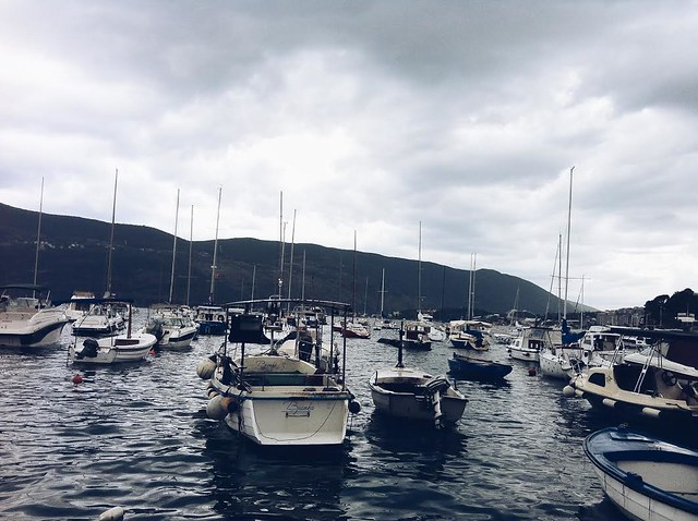 Rainy day in Herceg Novi | 2014.