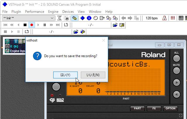 SOUND Canvas VA用にVST Hostを利用するというワザ     藤本健の