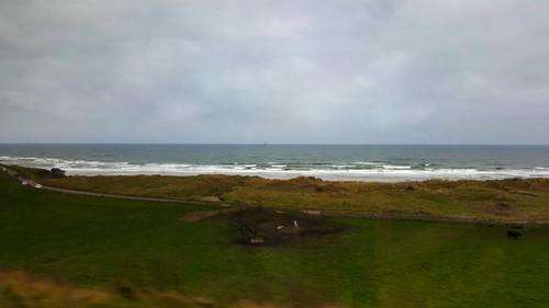 Train to Edinburgh