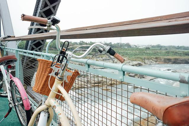 台中 • 花梁鋼橋