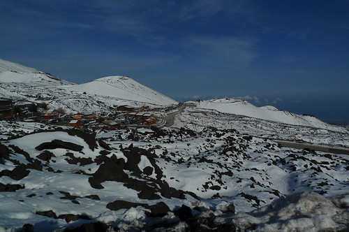 Mount Etna - Catania, Sicily, Italy