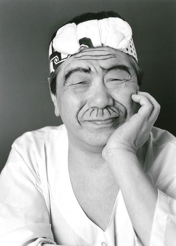 映画『マンガをはみだした男 赤塚不二夫』より 写真:荒木経惟