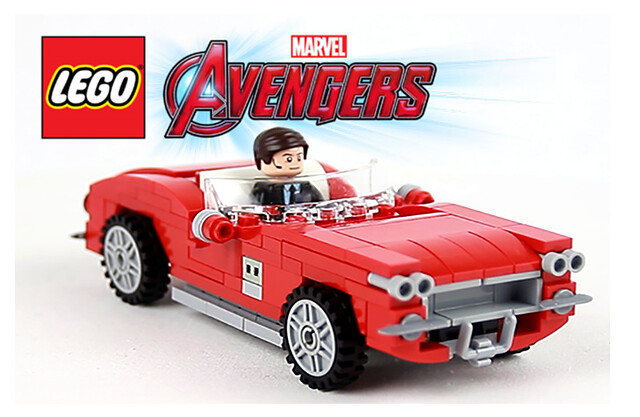 Lego Agent Coulson's Lola Review