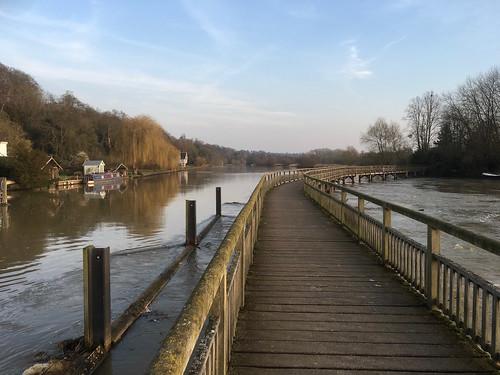 Marsh Lock, Henley