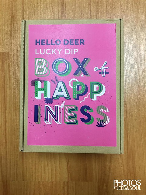 Hello Deer Surprise Box - Box of Happiness