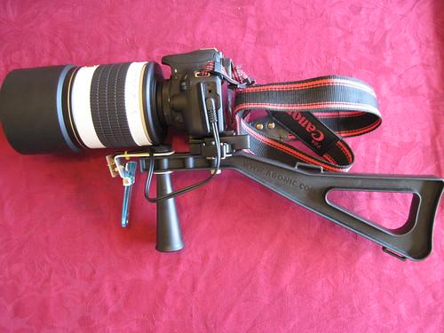 Stedi Stock camera shoulder brace