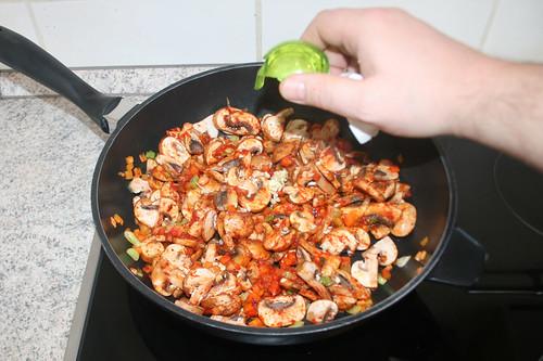 27 - Knoblauch hinzufügen / Add garlic