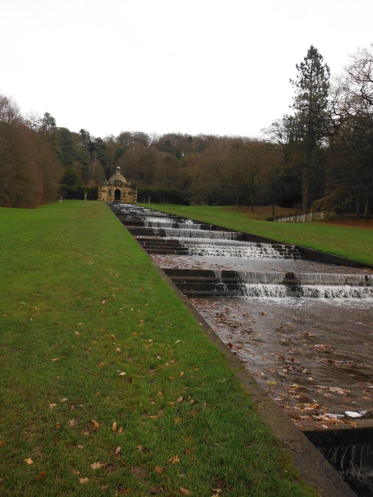 Chatsworth House Cascade 3