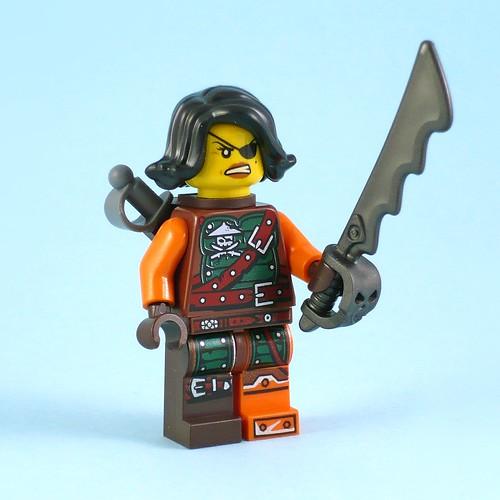 LEGO Nijago 70602 Jay's Elemental Dragon 01