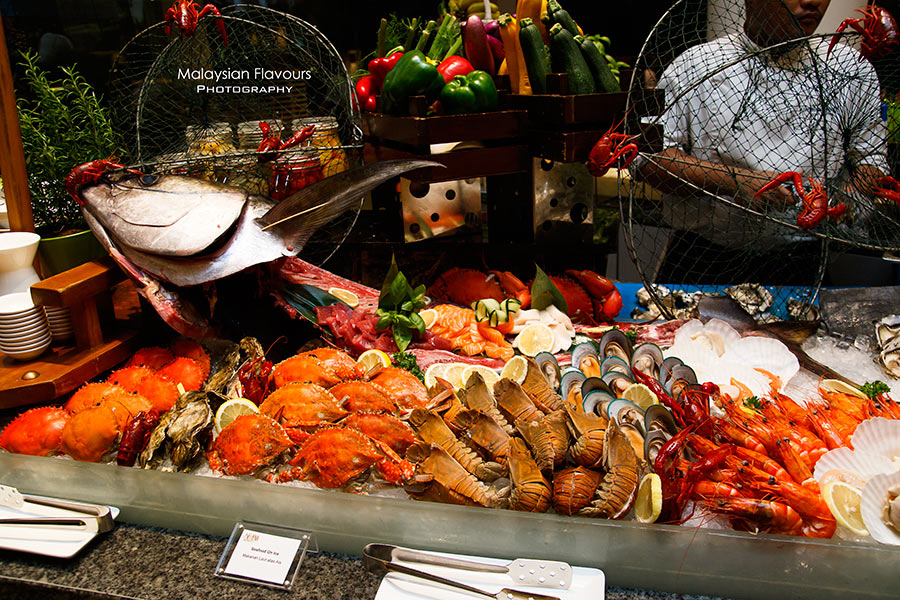 InterContinental KL Hotel Fresh Market Dining Buffet Dinner