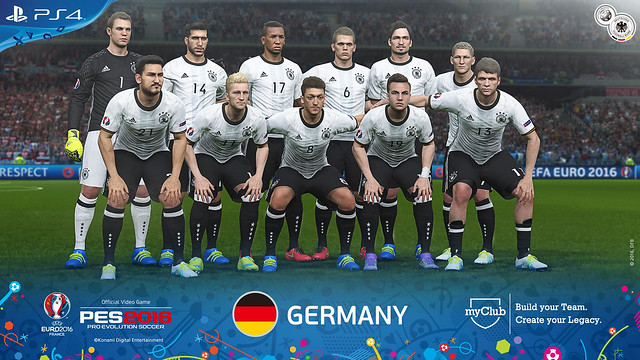 EURO 2016 Germany