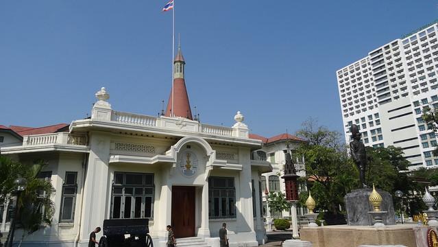 Royal Phya Thai Palace Bangkok
