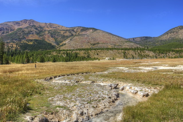 Heart Lake: Approaching the Rustic Group