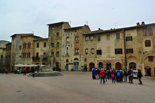 San Gimignano, Toscana (Tuscany) , Italy