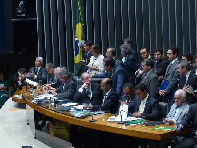 Sessão Plenária do  impeachment 17-04-2016