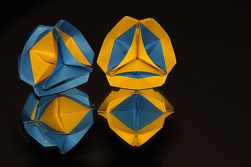 Origami Dualo (Miyuki Kawamura)