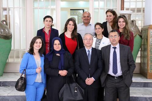 Journée d'étude 25 Avril 2016 : Evaluation des expériences de tri des déchets ménagers à Oran avec R20 MED