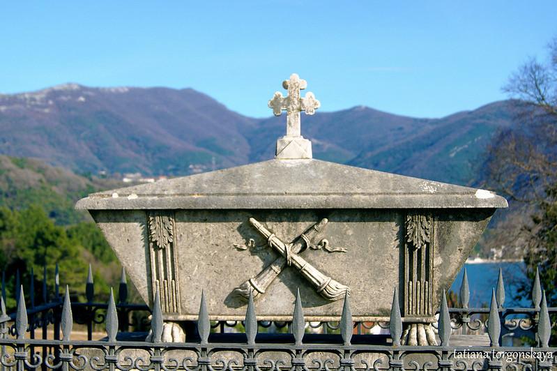 Скульптура на надгробии