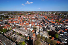 Amersfoort City Centre (sight from tower)