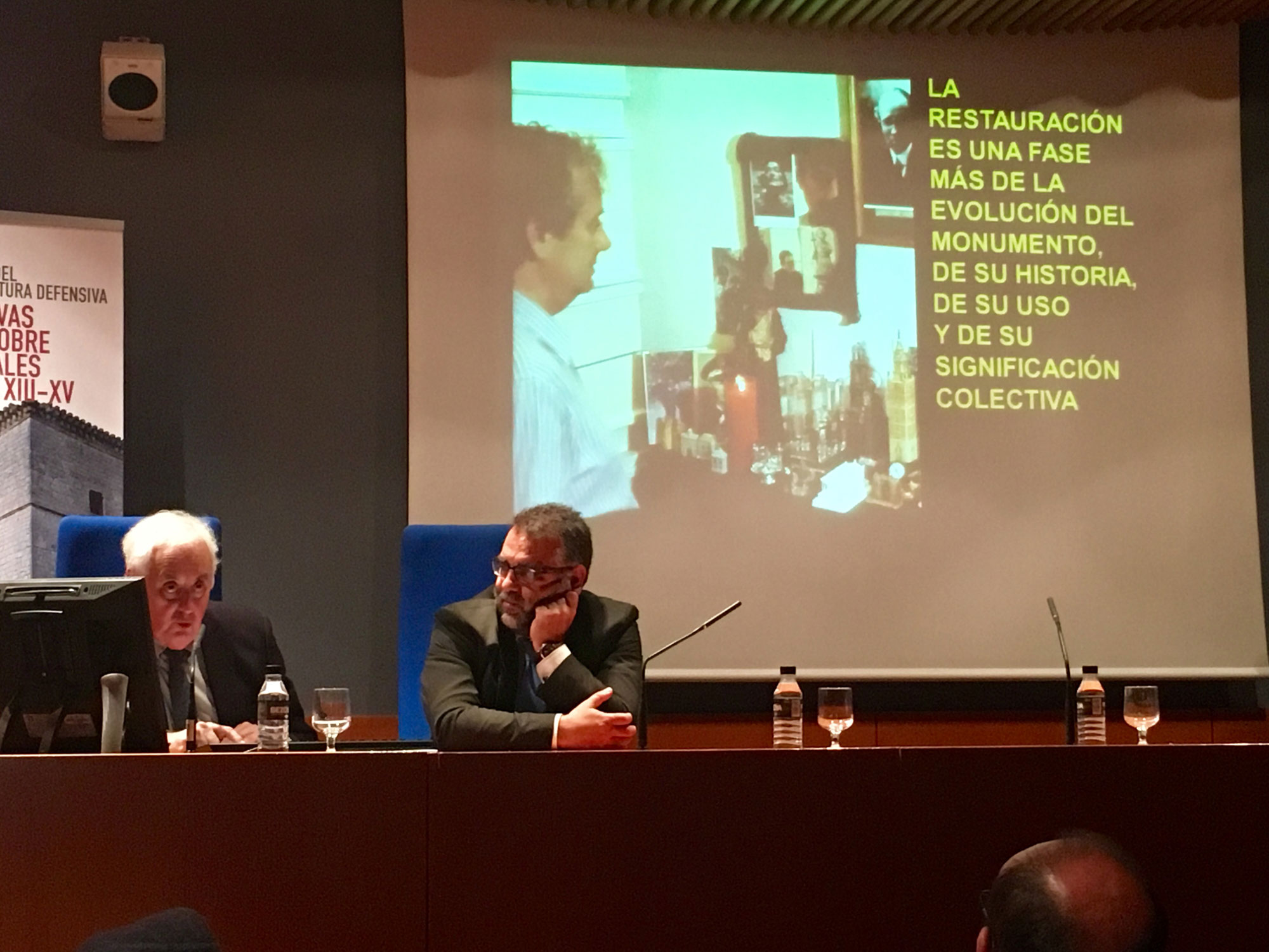 Conferencia-Antoni-Gonzalez via Hidalgo Mora
