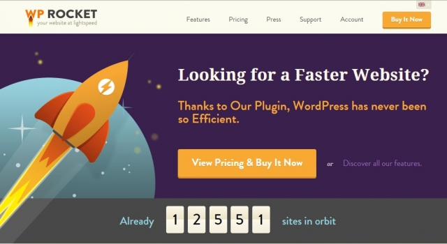 WP Rocket v2.8.10 - Cache Plugin for WordPress