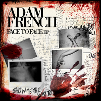 Adam French EP cover