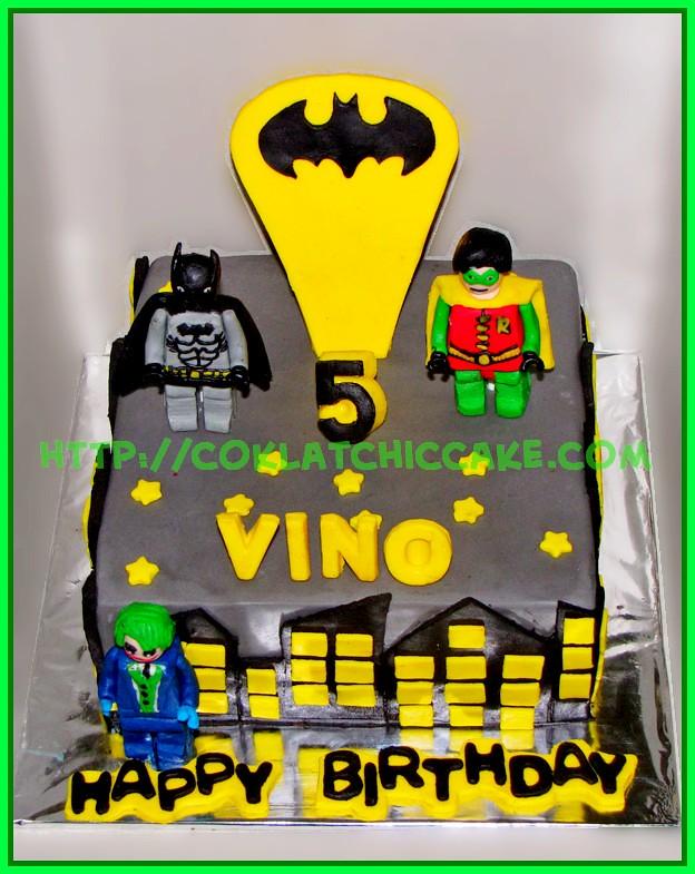 Cake Batman