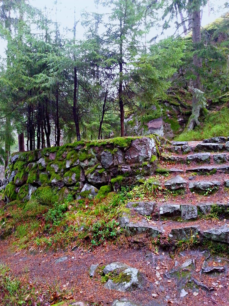 The oldest rock paintings in Finland led us to a grave | Live now – dream later travel blog