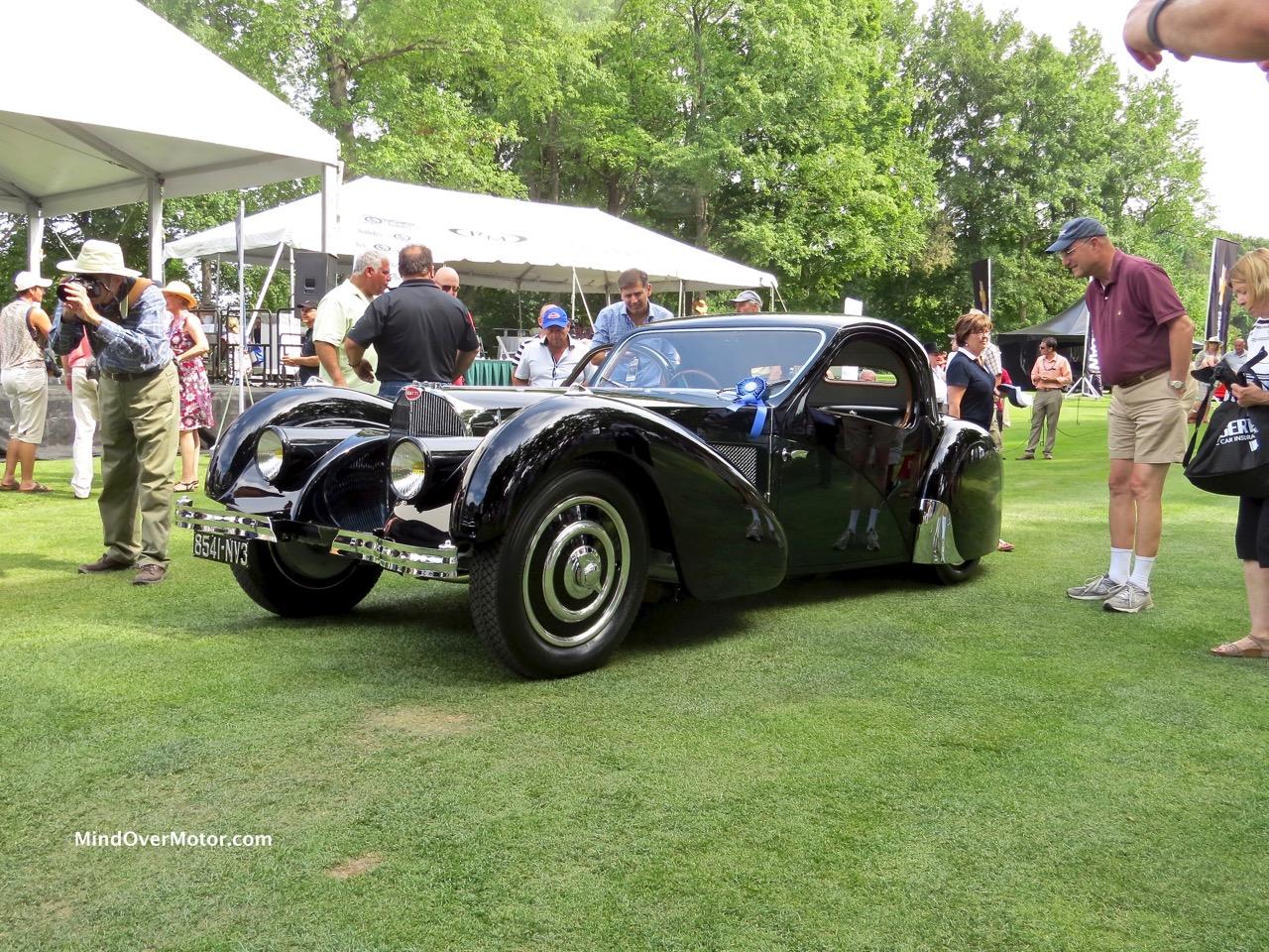 1937 Bugatti Type 57SC Front