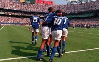 Mondiale 1994: Italia-Bulgaria 2-1