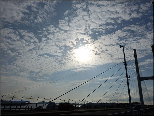 Photo:2015-09-06_T@ka.'s Life Log Book_女神大橋でフォトウォーク 海と橋と太陽と【長崎】_11 By:logtaka
