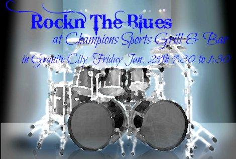 Rockn The Blues 1-29-16