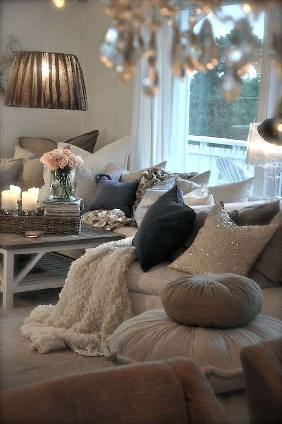 Living After Midnite Cozy Winter Home Decor