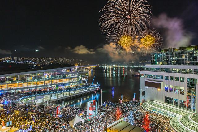 NYE Vancouver 2015