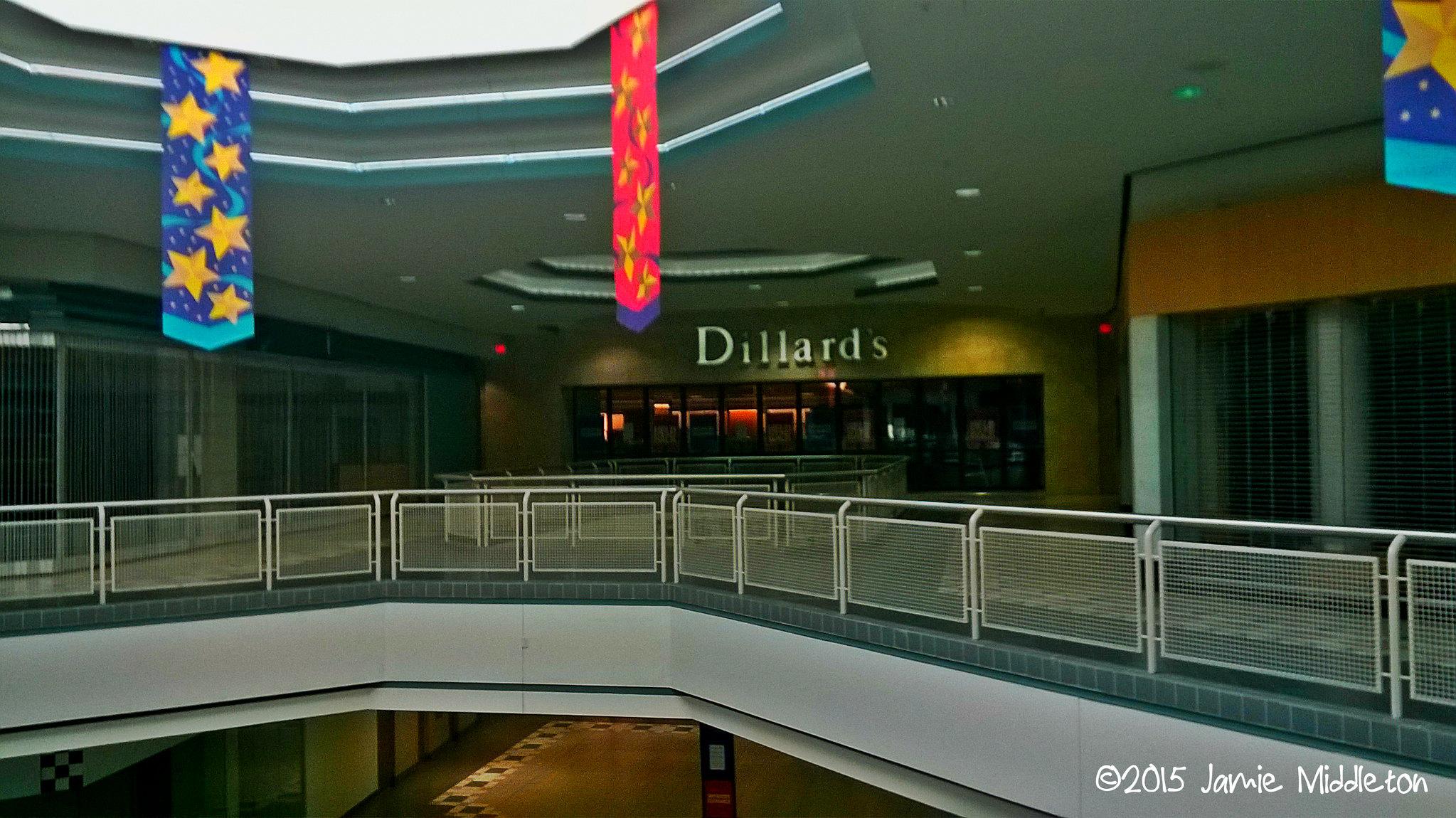 Dillard's -- Oak Hollow Mall