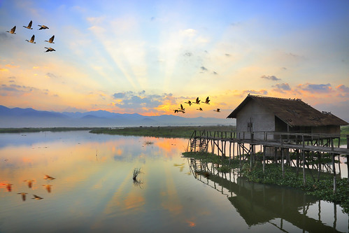 sunrise inlelake