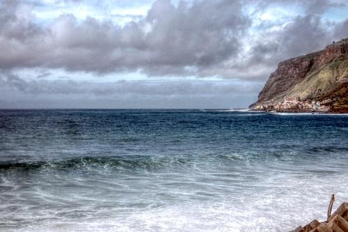 Madeira - Paul do Mar from Jardim do Mar