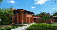 Frank Lloyd Wright's Darwin Martin Complex