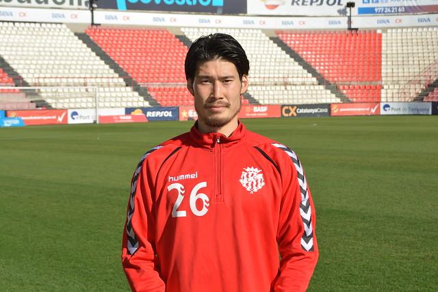Daisuke Suzuki entrenarà amb el primer equip