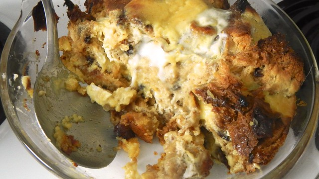 Lemon Bread Pudding 16