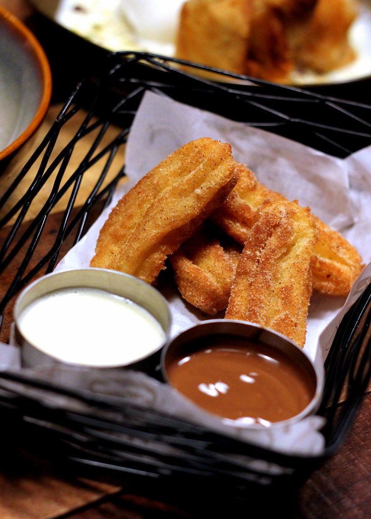 The Chop House: Churros