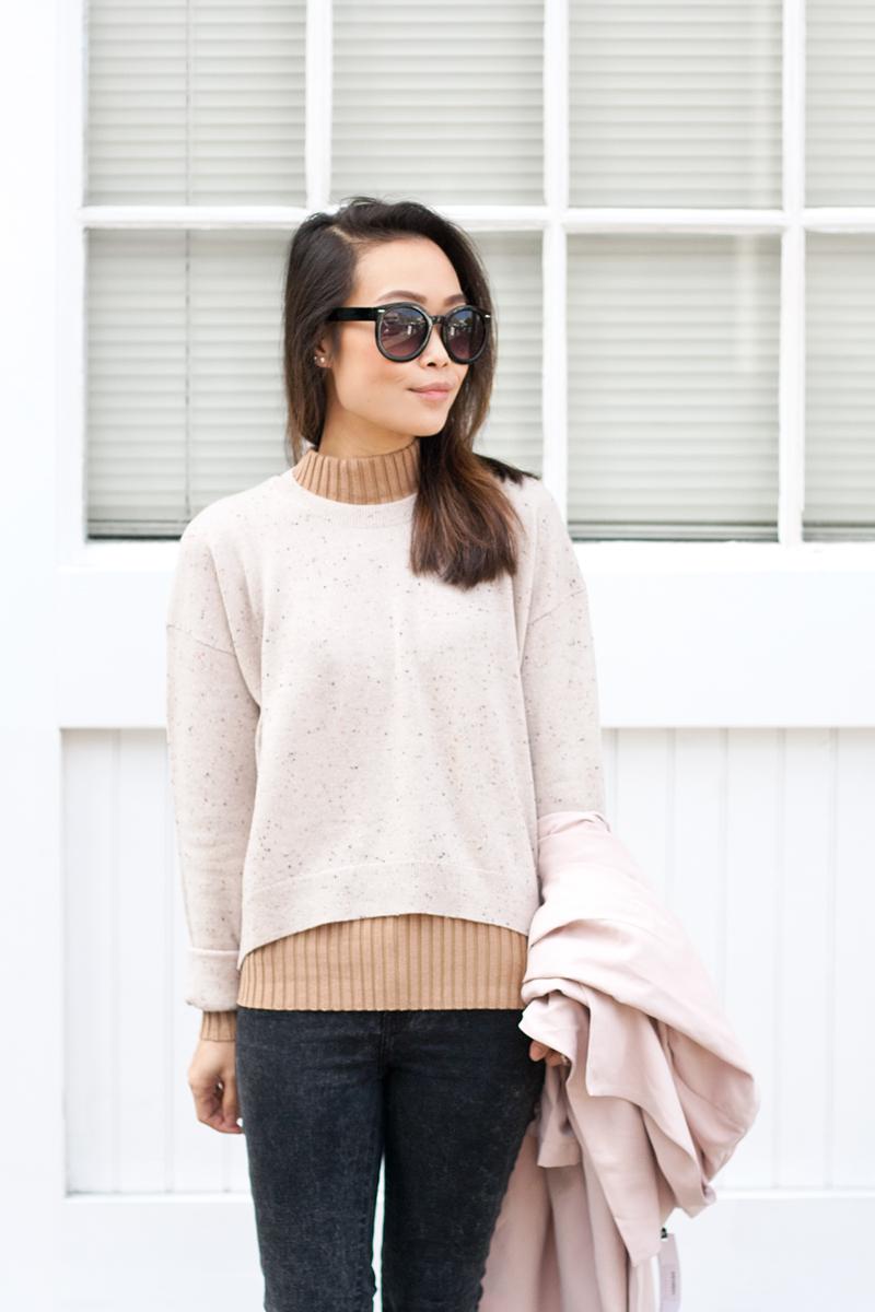 06-everlane-cashmere-sweater-pink-camel-turtleneck-sf-style-fashion