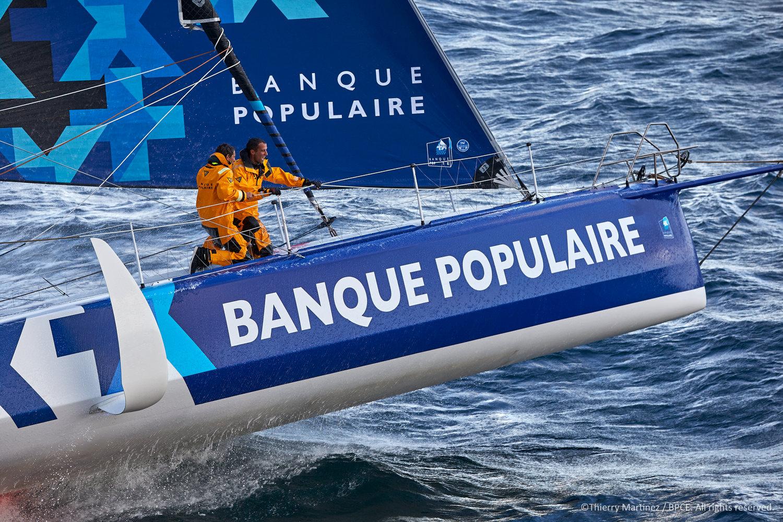 Mono Banque Populaire VIII © Th.Martinez / BPCE