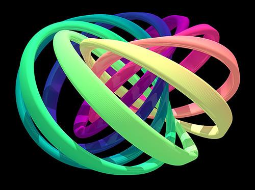 Visualización de nudos cuánticos
