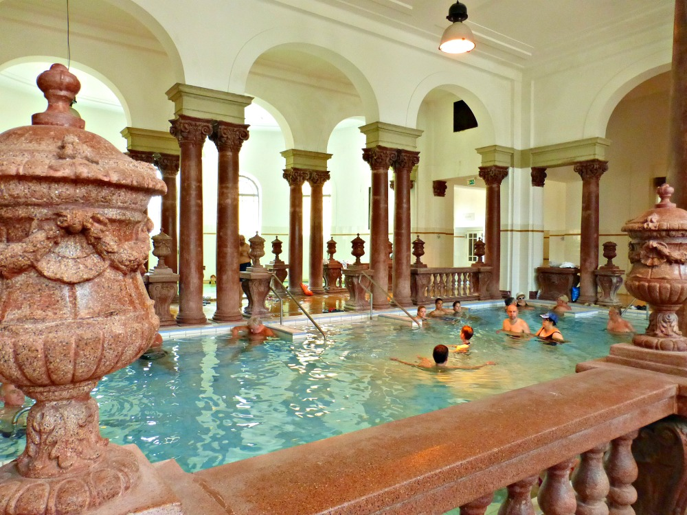 A Blissful Day In Budapest Spa Capital Of The World