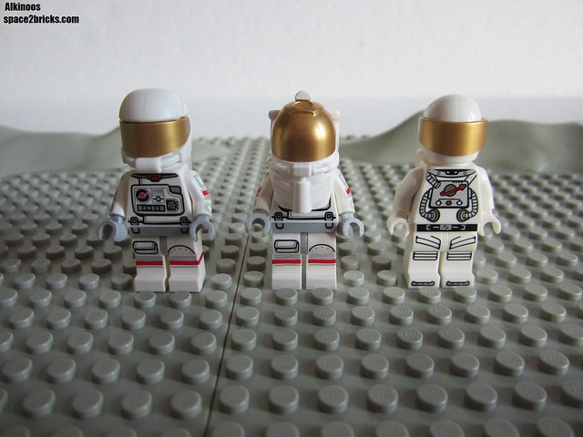 Lego Space minifigures p2
