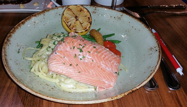 2016-Jan-22 Burnaby Mountain Clubhouse  - Dine Out Vancouver 2016 - steelhead
