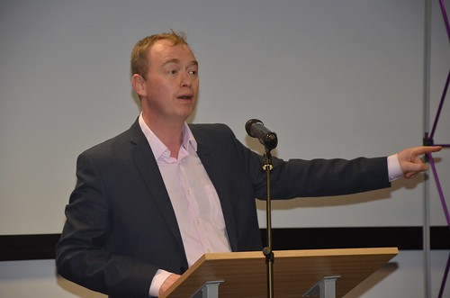 Tim Farron Newcastle University Jan 16 (14)