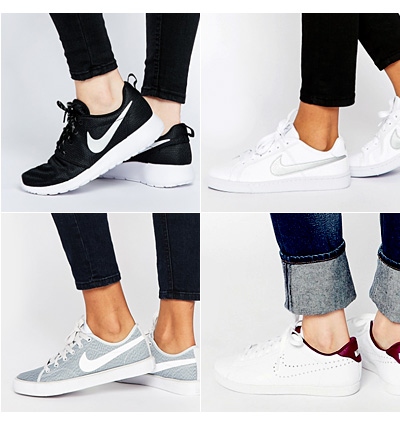Nike Sneakers at ASOS