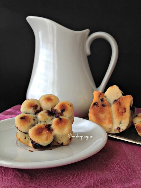 cupcake con ricotta